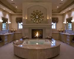 luxury master bathroom designs 23 luxury master bathroom design ideas with fireplace designlover