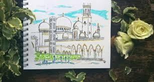 arabic sketches