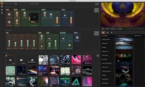 synesthesia live music visualizer vj software