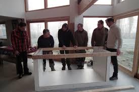 construire ilot central cuisine fabriquer ilot central pas cher maison design bahbe com