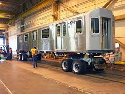 build a new car subway car factory business insider