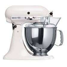 Kitchen Stand Mixer by Kitchenaid Artisan Stand Mixer White Squires Kitchen Shop Cake