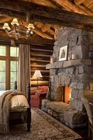 log home interior photos log cabin with outdoor fireplace rustic decor