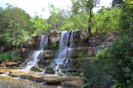 Texas waterfalls images Lovable botanical gardens austin tx zilker botanical gardens jpg