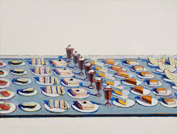 Wayne Thiebaud Landscapes by Wayne Thiebaud 205 Artworks Bio U0026 Shows On Artsy