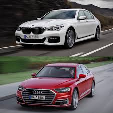 photo comparison bmw 7 series vs 2018 audi a8