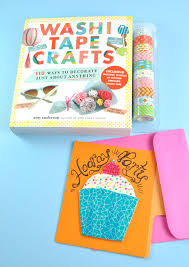 washi crafts book giveaway club chica circle where crafty
