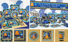 the sea baby shower decorations baby shower ideas