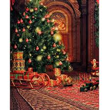 Christmas Photo Backdrops Tis The Season To Dec Your Photographic Studio Essential