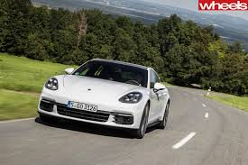 ugly porsche porsche panamera turbo review wheels