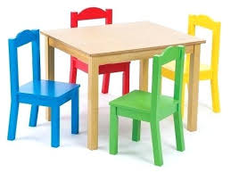 amazon kids table and chairs kids table and chair set simple living espresso 3 piece kids table