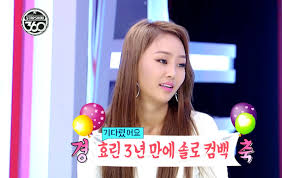 hyorin put on long hair watch sistar s hyorin talks taking her time to perfect upcoming