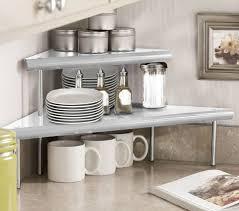 kitchen corner shelves ideas kitchen design amazing oak corner shelf unit wooden shelves