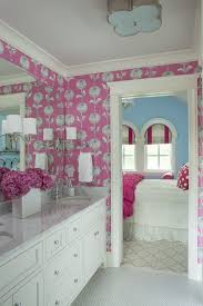 Wallpapers Interior Design 15 Reasons To Love Bathroom Wallpaper