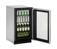 3018rgl 18 u201d glass door refrigerator 3018rgl modular 3000