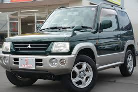 mitsubishi mauritius mitsubishi pajero mini 2002 for sale japanese used cars