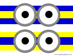 free minions printable easy peasy pleasy
