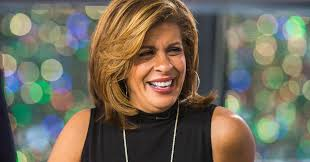 what does hoda kotb use on her hair hoda kotb landed her first job in journalism after 27 rejections