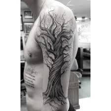 collection of 25 big grey ink family tree for back