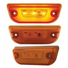 peterbilt 379 cab marker lights peterbilt 579 kenworth t680 led glo rectangular cab light