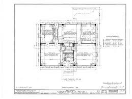 house plans historic historic colonial house plans ipefi