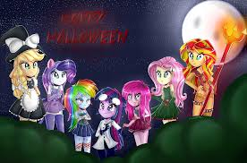 anime happy halloween happy halloween nightmare night fimfiction