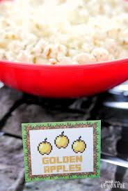 minecraft cuisine minecraft birthday ideas lemonade