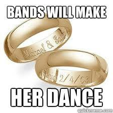 Bands Will Make Her Dance Meme - bandz meme memes quickmeme