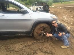 jeep stuck in mud jeep adventure weekend 2015 recap parkchryslerjeep