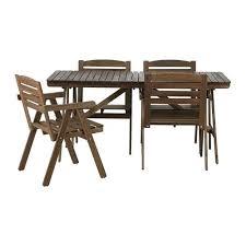 outdoor garden tables uk ikea outdoor table table and 4 armchairs outdoor ikea garden table