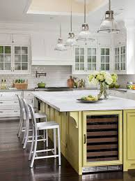 Kitchen Island With Intergrated Stove Top Design Ideas