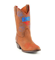 girls southern methodist university boots smu g027 1 gamedayboots