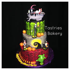 nightmare before christmas cake decorations christmas desserts tastries bakery bakersfield ca