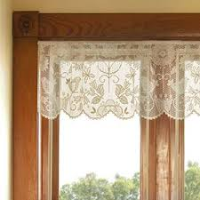 Pine Cone Lace Curtains Lace Curtain Store