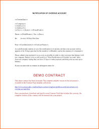 termination letters sample letter samples template unpaid invoice