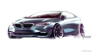 2018 bmw 6 series 640i xdrive gran turismo design sketch hd