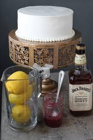lemon raspberry layer cake the little epicurean