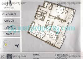 burj vista tower 2 v2 floor plans justproperty com