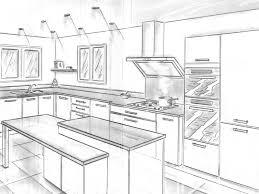dessiner une cuisine en 3d dessiner sa cuisine en 3d gratuitement 2 dessiner plan cuisine à