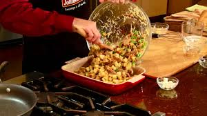 italian sausage stuffing recipes for thanksgiving johnsonville italian sausage stuffing youtube