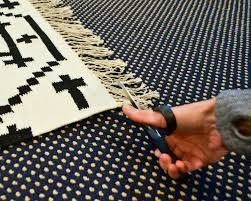 Custom Woven Rugs How To Sew Two Small Rugs Together To Make A Custom Runner The