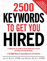 Words To Use In A Resume To Describe Yourself 2500 Keywords To Get You Hired