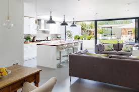 Open Floor Plan Kitchen Designs 15 Open Concept Kitchens And Living Spaces With Flow Hgtv