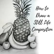 How To Draw A Vase Of Flowers How To Draw A Still Life Composition Feltmagnet