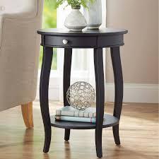 furniture u0026 organization modern espresso wood tall end tables