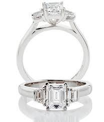 engagement rings australia emerald cut engagement rings emerald cut diamond rings