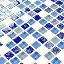 glass mosaic tile white marble stone mosaic glass mosaic wall tile