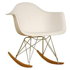 Charles Eames Rocking Chair Design Ideas Charles And Eames Herman Miller Moulded Plastic Rar