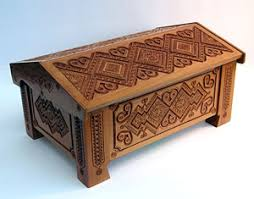 artistic wood carving
