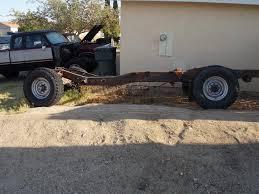 Dodge Truck Cummins Parts - for sale 1993 dodge ram cummins rolling chassis w dana 70